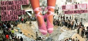 BDS Italia contro il Ravenna Festival, no alla compagnia israeliana Batsheva